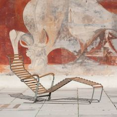 "Chaise Longue WB 346, design de Marcel Breuer / Exposição permanente ""Marcel breuer Sun and Shadow"" em Villa Noailles, Hyères, França. . #design #poltrona #conforto #designdemoveis #furnituredesign #chairdesign #chair #comfort #interior #interiores #artes #arts #art #arte #decor #decoração #architecturelover #architecture #arquitetura #design #projetocompartilhar #davidguerra #shareproject #chaise #chaiselongue #marcelbreuer #villanoailles #hyeres #franca #france #europe"