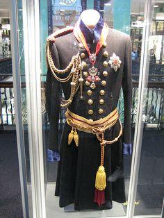 The Young Victoria Costumes: Prince Albert's Black Coat