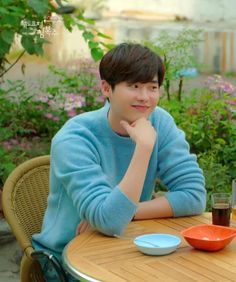 Lee Jong Suk cameo in Weightlifting Fairy Korean Men, Korean Actors, K Pop, Lee Jong Suk Wallpaper, Kdrama, Kang Chul, Lee Jung Suk, W Two Worlds, Han Hyo Joo