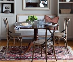 Ask A Designer: Breakfast Area Settee - House & Home