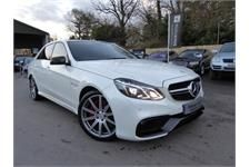 Mercedes E Class E63 AMG S - BO BeoSound - PAN ROOF - DRIVING PACK