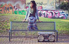 Lundi Musique: Akua Naru entre Poésie et Hip Hop