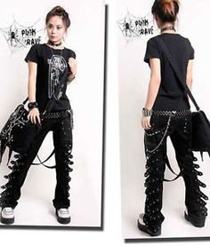Image result for punk style in japan