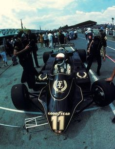 Elio de Angelis Lotus - Ford 1982