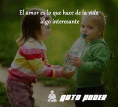#autopoder #musicapositiva #ritmopositivo #salud #dinero #amor #vida #leydeatraccion #pnl #programacionmental  El amor es lo que hace de la vida algo interesante