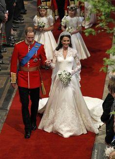 Mariage princier  29 avril 2011 de kate middleton et du prince williams