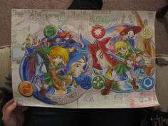 The Legend of Zelda Oracle of Ages and Seasons