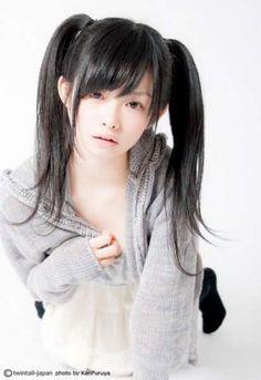 「ツインテールの日」にツインテール姿の写真を公開する日本人--人民網日本語版--人民日報