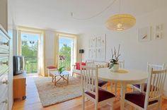Apartamento, Aluguer de Férias em Lisboa Reserve e Alugue - 3 Quarto(s), 2.0 Casa(s) de Banho, Para 5 Pessoas - Apartamento moderno e docemente decorados em Belm histórico
