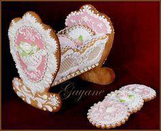 cradle of ginger cookies