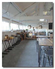 Baileys Home and Garden cafe