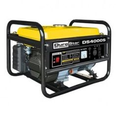 It works great for those times when you're participating in a tailgate party and need an outside energy supply, for camping trips, or as a backup power source for your own home for running portable TVs, radio, ovens, grills, and other appliances.  http://portablegeneratormaster.com/durostar-ds4000s-4000-watt-7-0-hp-ohv-4-cycle-gas-powered-portable-generator-review/