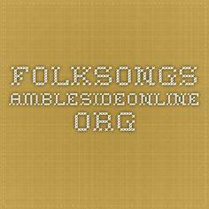 Folksongs AmblesideOnline.org