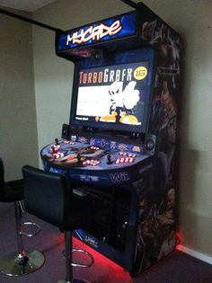 This machine is a 4 player arcade machine with classic games. Custom artwork and custom built cabinet. : mame arcade cabinet 4 player - Cheerinfomania.Com