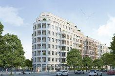 Carré Voltaire - Neubau von 127 Eigentumswohnungen - Foto: Diamona & Harnisch