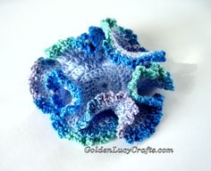 Hyperbolic crochet Coral