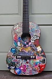 Afbeeldingsresultaat voor gitaar pimpen