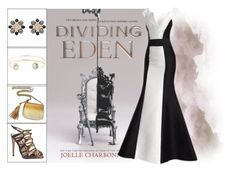 """Book Look: Dividing Eden By Joelle Charbonneau"" by xmikky ❤ liked on Polyvore featuring Forever New, Alexandre Birman, GET LOST, Sole Society and Gucci"