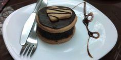 Mini cake de cookies do Gourmandise (Salvador Shopping).