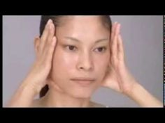 Japanese facial massage -Ten years younger...