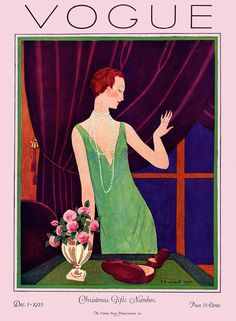 Know your fashion history: Vintage Vogue magazine covers: early covers through… Art Deco Illustration, Illustrations Vintage, Fashion Illustration Vintage, Man Ray Photo, Art Deco Posters, Poster Prints, Vintage Vogue Covers, Art Français, Vogue Magazine Covers