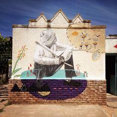 Artists Close up Our Town, Urban Art, South Africa, Vintage World Maps, Artists, Instagram, Street Art, Artist