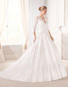 Engrin wedding dress