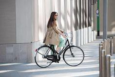 #Altrabajoenbici con Velo-Ce  www.avantum.bike #biciclasica #veloce #avantumbikes