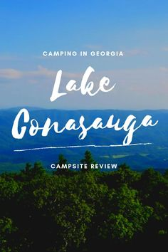 I am excited to announce that we took our van camping in Georgia! Lake Conasauga is located on Grassy Mountain in the Chattahoochee-Oconee National Forest. Water Activities, Activities To Do, Go Camping, Camping Hacks, Camping In Georgia, Travel Usa, Travel Tips, Travel Ideas, Solo Travel