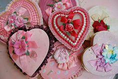 Vintage valentine's boxes - collect these