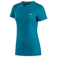 adidas Ultimate Short Sleeve V-Neck Tee