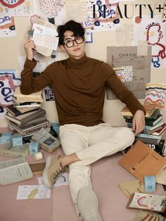 For the April edition of Beauty, Nam Joo Hyuk shows us his healthy lifestyle. We think he looks adorable, check it out! Korean Men, Asian Men, Asian Actors, Korean Actors, Asian Celebrities, Korean Idols, Jong Hyuk, Joon Hyung, Park Bogum