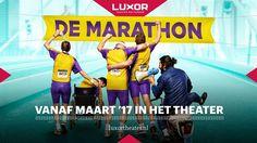Film De Marathon komt naar het theater