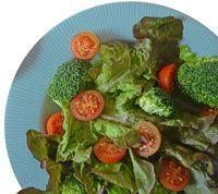 Relatie vegetarisch eetpatroon en gewicht onderzocht | Voedingscentrum