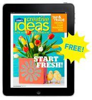 Lowe's Creative Ideas App