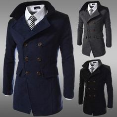 Top 5 Classic Winter Coat Styles For Men