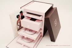 Antheia-Packaging-15 | PACKAGING & DESIGN | Pinterest | Packaging, Wedding Albums and Album