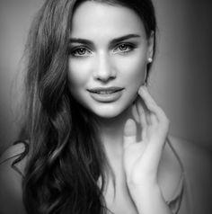 Darina Eyes, Female, Portrait, Hair, Beauty, Fashion, Moda, Headshot Photography, Fashion Styles