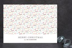 Confetti New Year by Sarah Curry at minted.com