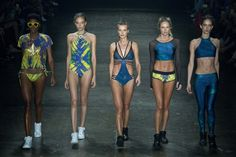 Pin for Later: All the Looks From São Paulo Fashion Week You Need to See Triya