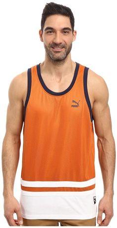 Puma Basketball Jersey