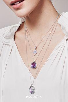 63 Best Pandora Necklaces Images In 2020 Pandora Necklace Pandora Jewelry Pandora