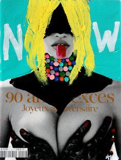 Aga Baranskas Fashion Paintings | Trendland: Fashion Blog & Trend Magazine