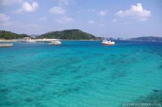 Late September - early October is actually a good time to visit Okinawa. You can still go diving and snorkeling. But it's also still typhoon season. 2 typhoons hit the last time I went there in October (2014), but all in all it was still great: http://zoomingjapan.com/travel/kerama-islands/