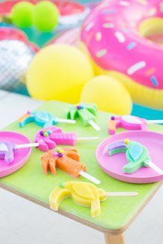 Epic Balloon Pool Party!