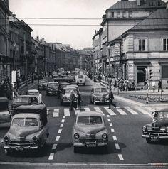 Postcrossing postcard from Poland Thalia, Ppr, Warsaw, Panama, Netherlands, City Photo, Street View, History, Travel