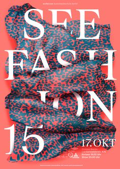See Fashion 15 Poster