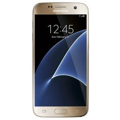 Samsung Galaxy 32 GB Unlocked Phone - Dual SIM - Platinum Gold (International Version - No Warranty) (Gold) Galaxy Smartphone, Samsung Galaxy S7 Gold, Android Smartphone, Latest Cell Phones, Best Cell Phone, Mobiles, Contract Phones, Verizon Wireless, Unlocked Phones