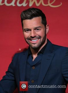 ricky martin wax | Picture - Ricky Martin at Madame Tussauds Las Vegas Nevada United ...