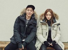 Image result for lee sung kyung and nam joo hyuk